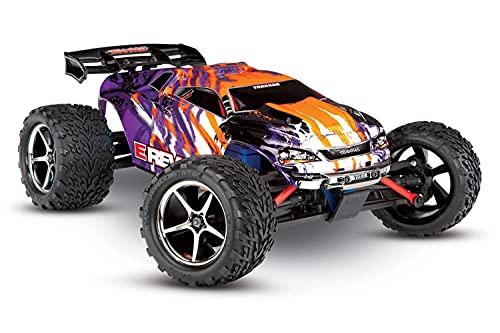 Traxxas E-Revo 4x4 VXL Viola Brushless 1:16 Automodello Elettrica Monstertruck 4WD RtR 2,4 GHz