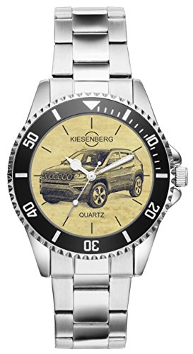 Regalo para Jeep Compass Fan Conductor Kiesenberg Reloj 6288
