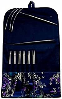 Hiya Hiya Sharp Interchangeable Needle Set- 5 inch tips: SMALL sizes