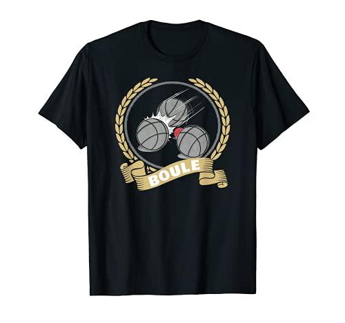 Pétanque - Bola de petanca para auténticos profesionales Camiseta