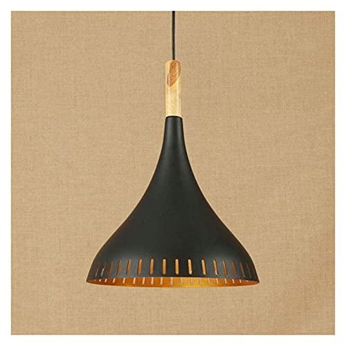 Lámpara de Techo Ara?a rústica de Hierro Forjado Negro con un diámetro de 30 cm y una Altura de 32 cm. Iluminación de la lámpara