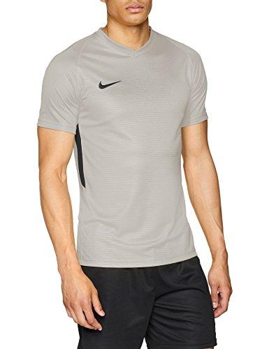 Nike–Tiempo Premier SS Maglia, Uomo, Tiempo Premier SS, pewter grey/Black, XL