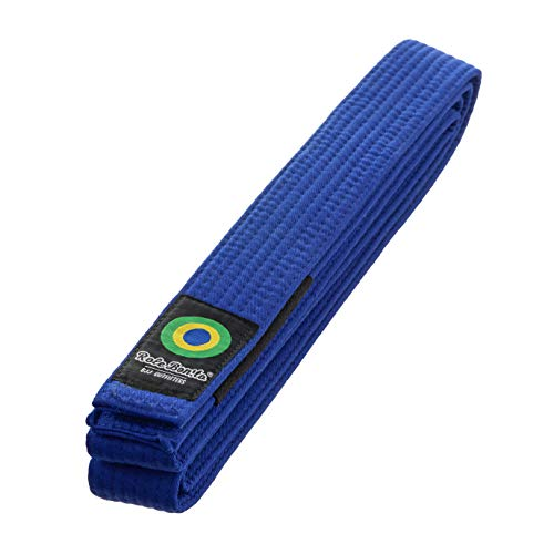 Role Bonito Cinturón Azul de Jiu-Jitsu Brasileño (BJJ) Talla A3