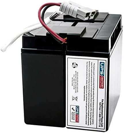 SMT1500 - New Battery Pack for APC Smart-UPS 1500VA 120V SMT1500 - Compatible Replacement by UPSBatteryCenter