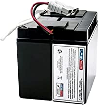 UPSBatteryCenter DLA1500 Compatible Replacement Battery Pack for APC Dell SmartUPS 1500 USB 120V