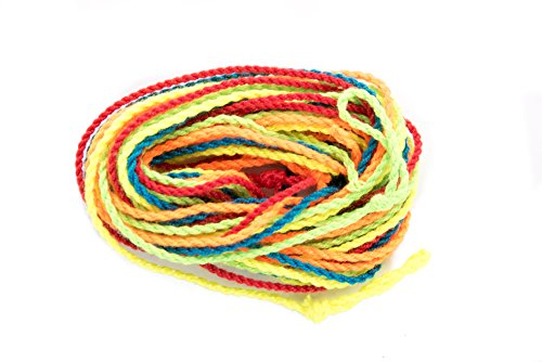 Yomega YoYo Multi Color String  5 strings per package.  (colors may vary)