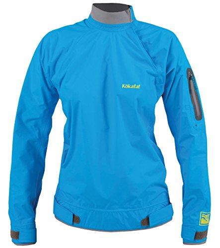 Kokatat Women's Hydrus Stance Paddling Jacket-Electric Blue-M