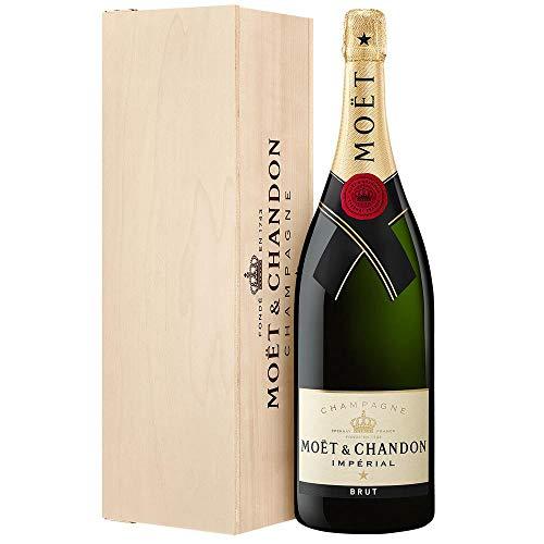 Moët & Chandon Brut Impérial Doppel-Magnum in OHK Champagner (1 x 3 l)