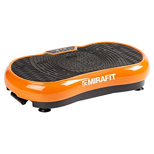 Mirafit Vibration Plate Gym Machine - For Weight Loss and Body Toning
