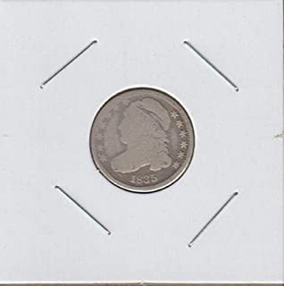 1835 Capped Bust (1809-1837) Dime About Good