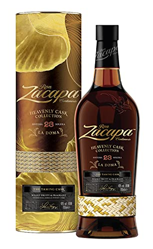 Ron Zacapa La Doma The Taming Cask Heavenly Cask Collection 0,7l