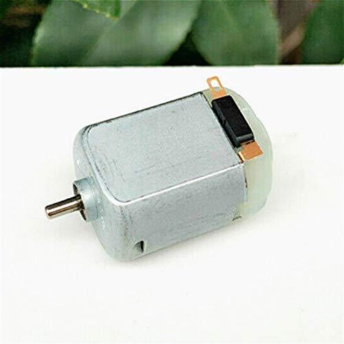 Aojing LHjin-Motores Motor eléctrico 130, Micro Micro Mini Mini 130-2270/35, DIY Toys Hobbies Modelo de Barco de Cuatro Ruedas