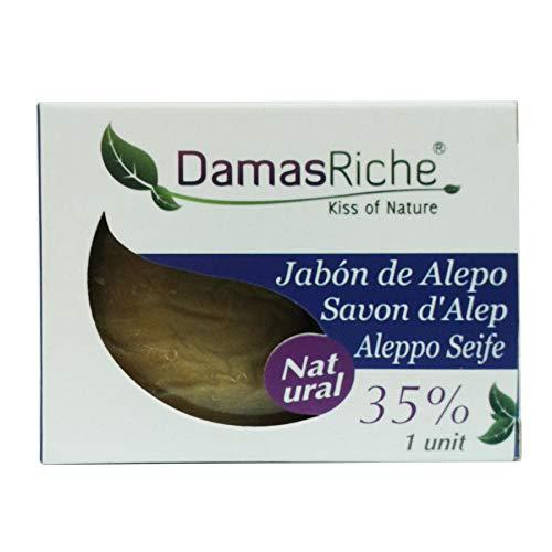 Ecoriche Jabon Alepo 35 Laurel 200 Gr 200 Gramos 100 g