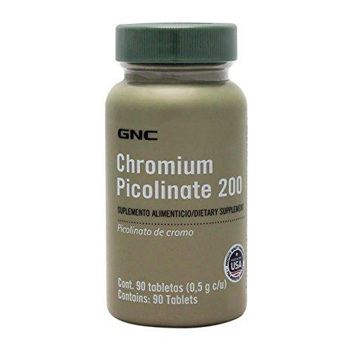 Picolinato De Cromo marca GNC