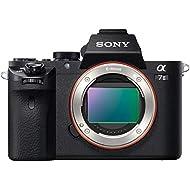 Sony Alpha 7 II | Appareil Photo Numérique Hybride Plein Format ( 24,2 Mp, Autofocus Hybride Rapide, Stabilisation Interne 5 Axes, Format Vidéo Xavc S) (ILCE7M2, A7M2)