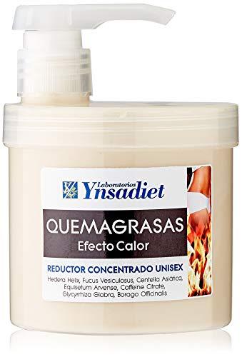 YNSADIET Quemagrasas efecto calor - 500 ml