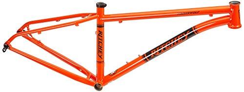Ritchey - Fahrradrahmen in Orange - Orange / Schwarz, Größe M