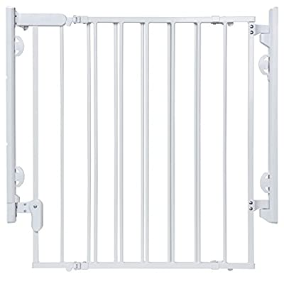 Safety 1st Ready to Install Baby Gate (White) from Dorel Juvenile Group-CA