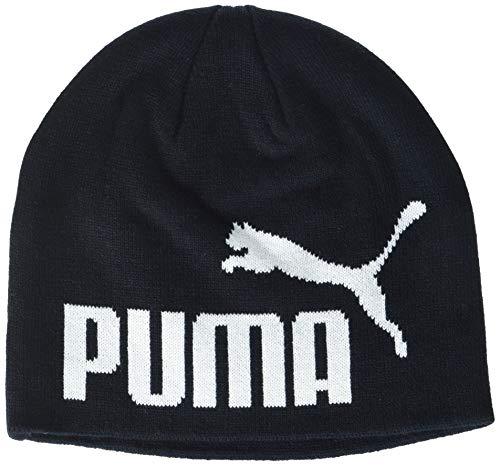 PUMA Kinder ESS Big Cat/N1 Logo Mütze, Black, One Size