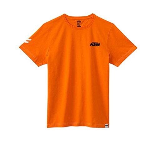 KTM New Racing Orange TEE T-Shirt Men's Size 3XL XXXL SX SXF XC XCF Duke UPW1756807