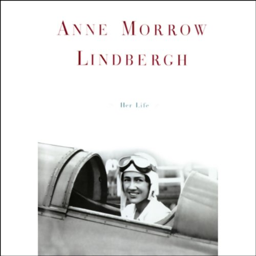 Anne Morrow Lindbergh cover art