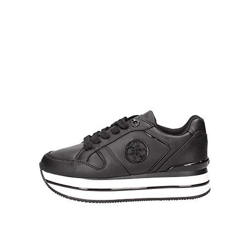 Guess FL5DEAELE12 Zapatillas Mujer Negro 40