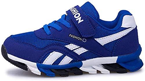 Feidaeu Kinder Sneaker Anti-Rutschige Patchwork Mesh Bequeme Schuhe Sportschuhe Jungen Mädchen Freizeitschuh Kinder Basketball Schuhe