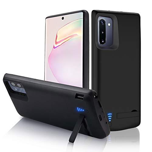 Gladgogo Funda Batería para Samsung Galaxy Note 10 [5000 mAh] Funda Cargador Carcasa Batería