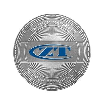 Zero Tolerance Challenge Coin Experience It 1.75-in Diameter Collectible  ZTCHALLENGECOIN20