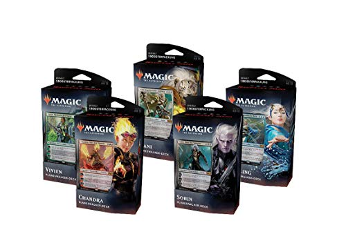 Magic: The Gathering - Core Set 2020 - 1 Planeswalker Deck zufällige Auswahl (deutsch)