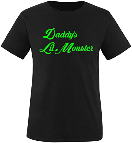 EZYshirt® Daddy´s Lil Monster Kinder T-Shirt