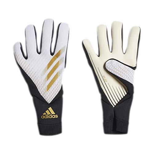 adidas Herren Torwarthandschuhe X 20 League White/Gold Met./Black 7