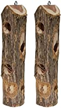 Pine Tree Farms 2-Pack 5000 Log Jammer Feeder for Suet Plugs