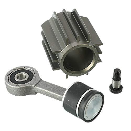 HHUI-DANGGAN, 1pc Air Suspension Compressor Pump Repair Kit Fits for Land Rover LR3 LR4 MK3 for Range Rover Sport LR023964 LR061663 LR072537