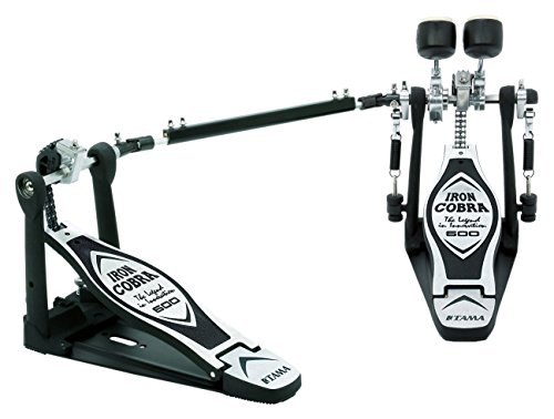 Tama HP600DTW PEDAL BOMBO DOBLE IRON COBRA 600