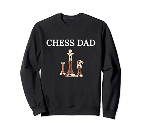 Chess Dad Shirt Chess Gifts for Men Kids Boys Father T Shirt トレーナー