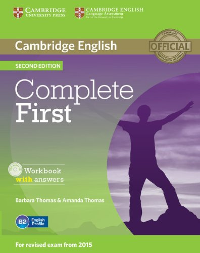 Complete First Workbook with Answers with Audio CD [Lingua inglese]