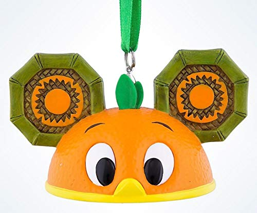 ORNAMENT Disney Parks Orange Bird Ear Hat Park Pack May 2017