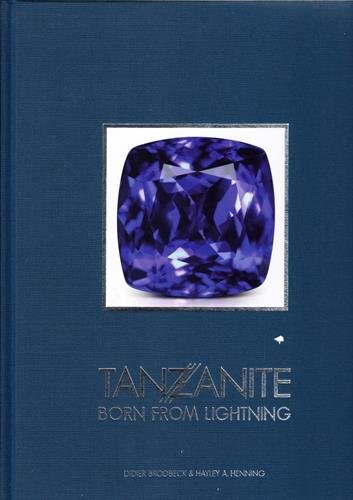 Tanzanite: Born from Lightning