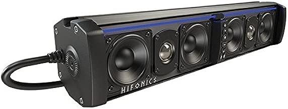 Hifonics Thor TPS6 Universal Weatherproof Six Speaker Powered Sound Bar with Bluetooth