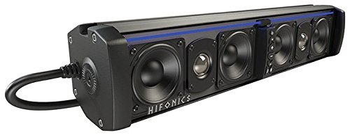 Cheapest Price! Hifonics Thor TPS6 Universal Weatherproof Six Speaker Powered Sound Bar with Bluetoo...