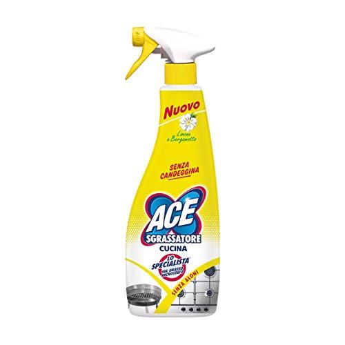 ACE Spray Sgrassatore Cucina, Senza Candeggina -...