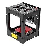 Machine de Gravure Laser Bluetooth 6000mAh Bricolage DIY USB Outils NEJE DK-BL 1500mW Imprimante le Renforcement de Rapide-Version Vitesse