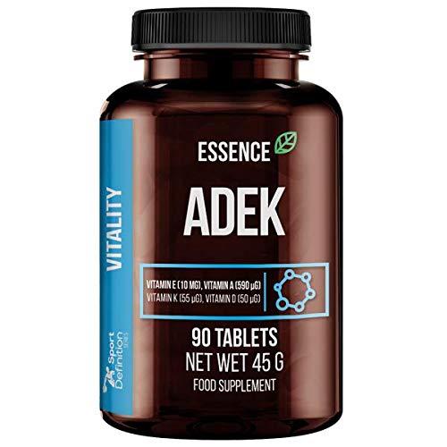 Essence Nutrition ADEK - 90 comprimidos 80 g