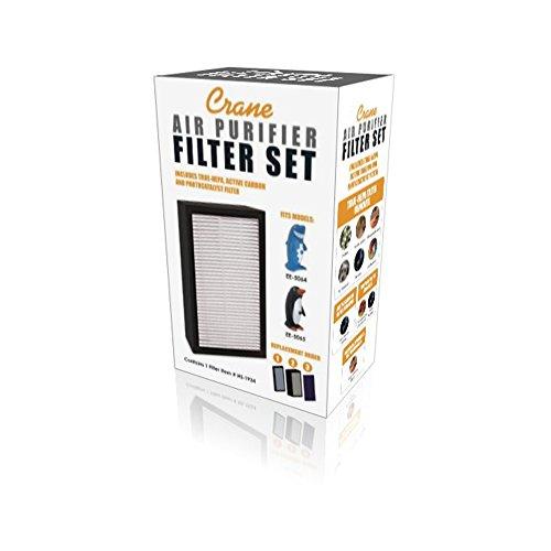 Crane Accessories, Air Purifier Filter, Shark and Penguin Air Purifier