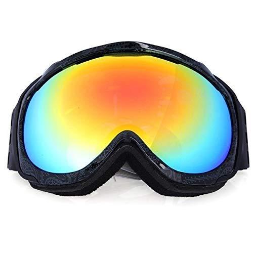 outingStarcase Piezas Unisex contra la Niebla de Doble Lente UV Invierno Racing outdooors Snowboard Gafas de esquí Sun Glassess CRG98-2A Motocicleta Herramienta de la Motocicleta