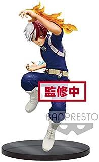 Banpresto My Hero Accademia The Amazing Heroes Vol.2 Toy, Multicolor