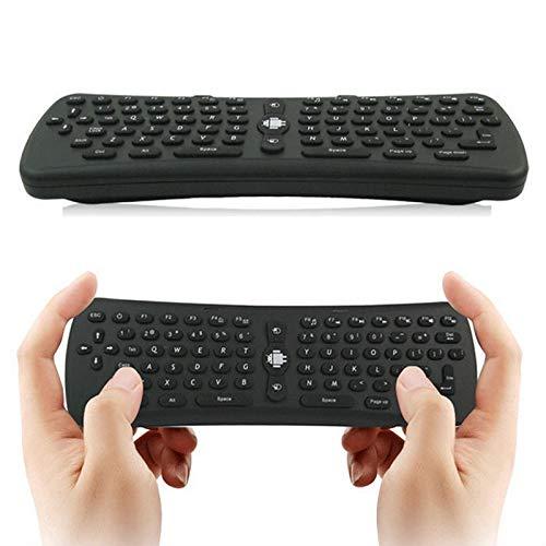 DZSF 2,4 Ghz 6 as Gyroscoop vlieg lucht muis toetsenbord draadloze T6 Mini toetsenbord afstandsbediening VS T3 MX3 I8 voor S912 S905 OTG TV Box