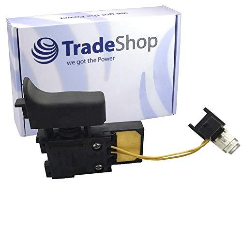 Interruptor electrónico de repuesto para Makita HR2470 DS4010 HR2230 HR2460 HR2460F HR2470F HR2470FT sustituye a 650588-6, con LED y filtro antiinterferencias