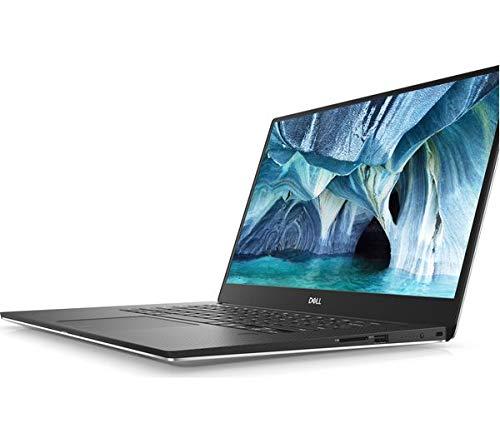 Dell XPS 15 7590 15.6-inch UHD IPS OLED Infinity Laptop - (Silver) Intel Core i7-9750H, 16 GB RAM, 512 GB SSD, NVIDIA GeForce GTX 1650 4 GB, Fingerprint Reader, Windows 10 Home